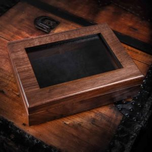 Challenge Coin Box
