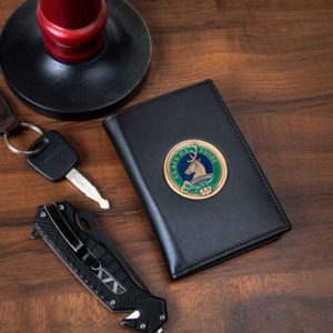 Challenge Coin Wallet (Leather)